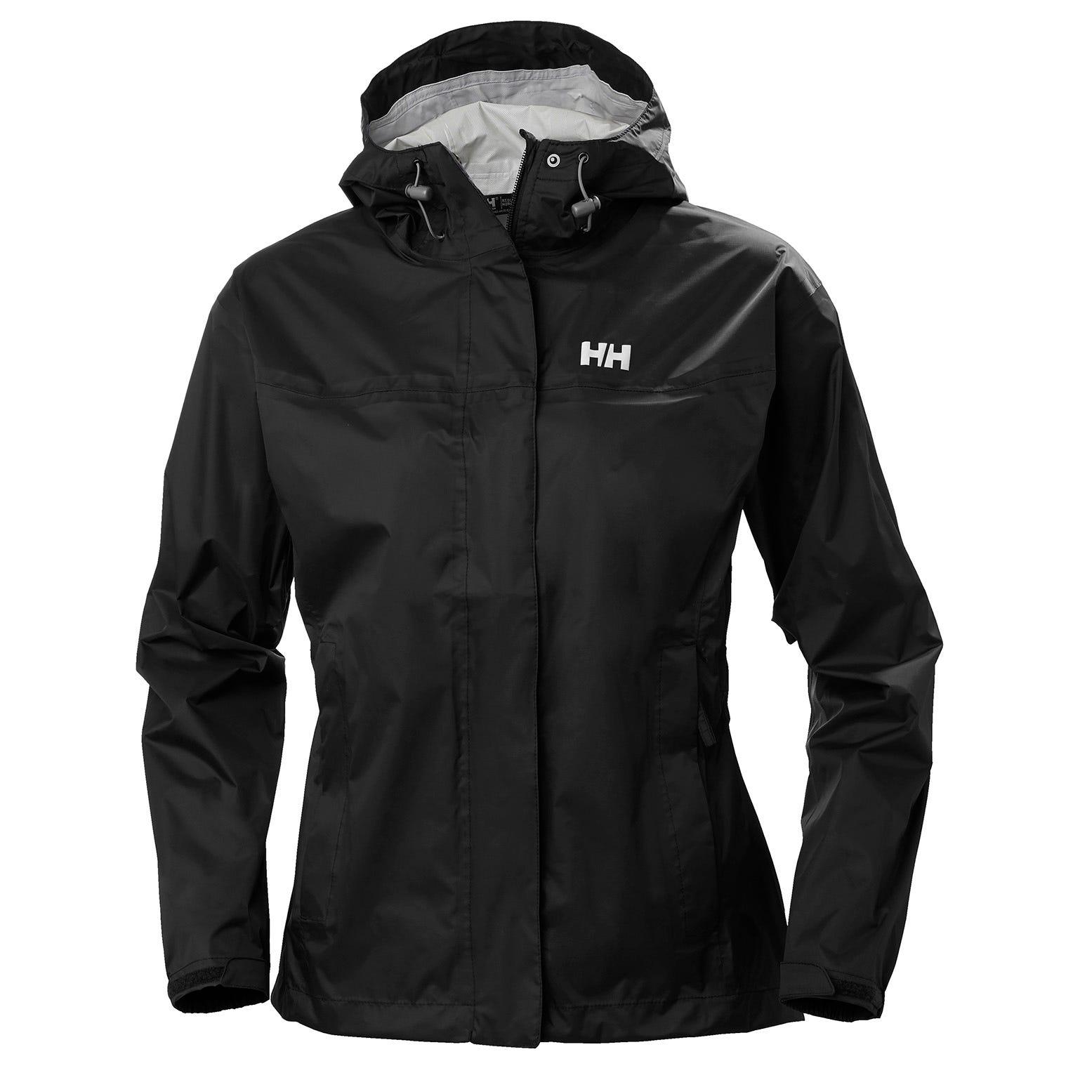 Helly Hansen W Loke Jacket Womens Hiking Black XXXL