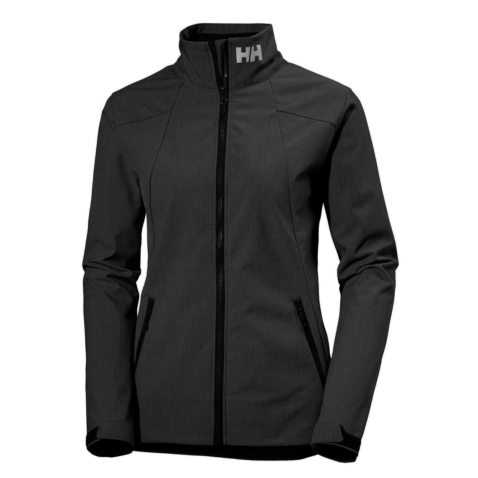 Helly Hansen W Paramount Jacket Womens Hiking Black XXXXL