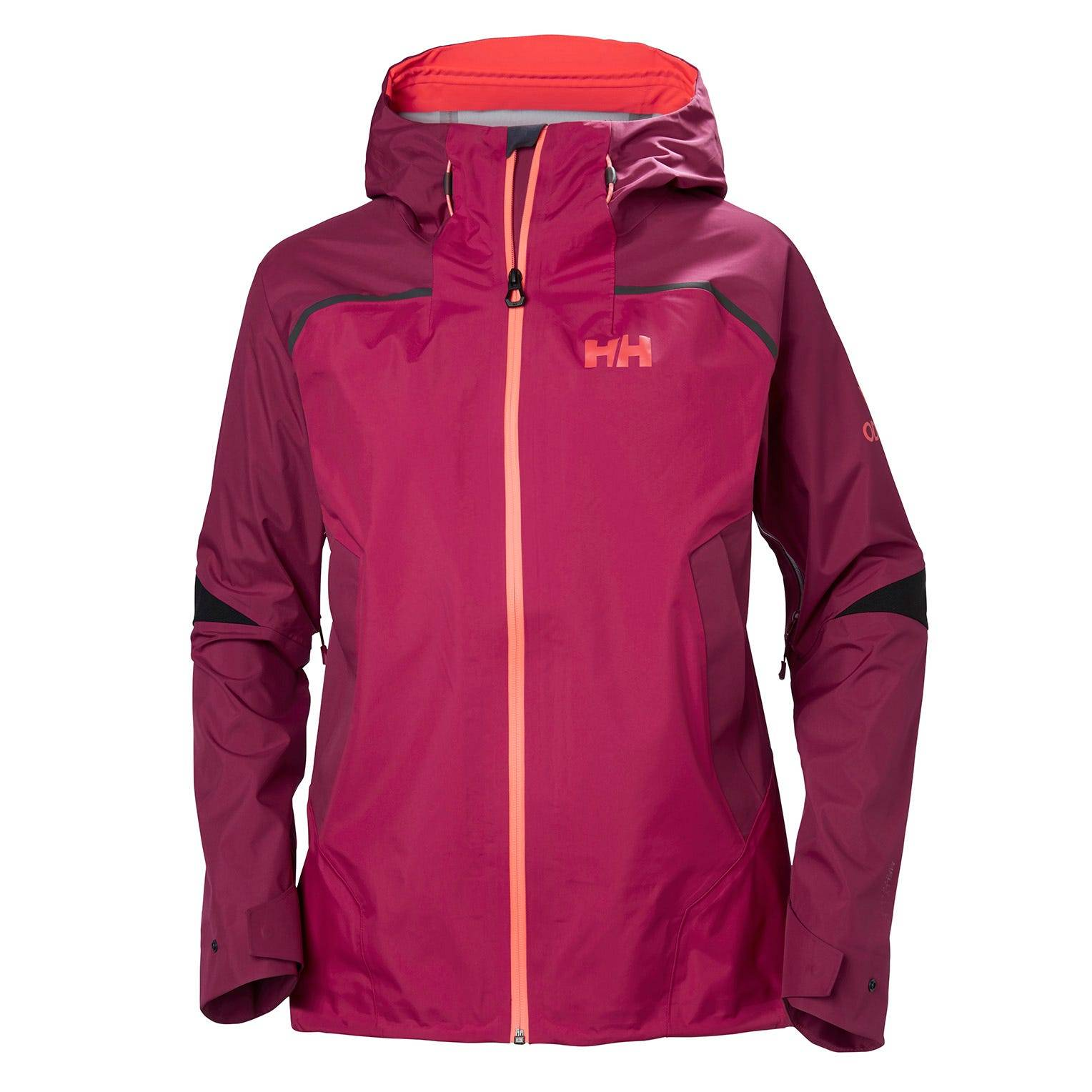 Helly Hansen W Odin 9 Worlds Jacket Womens Hiking Pink XS
