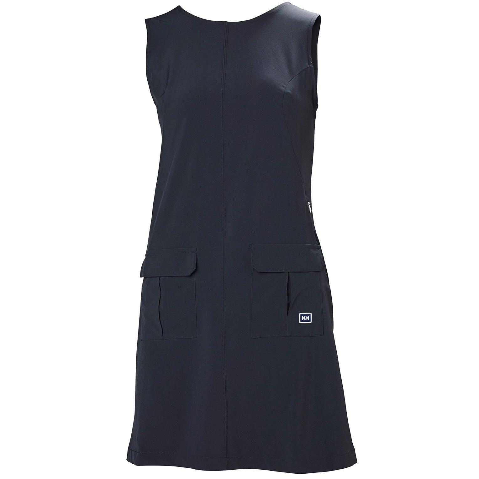 Helly Hansen W Vik Dress Womens Midlayer Navy L