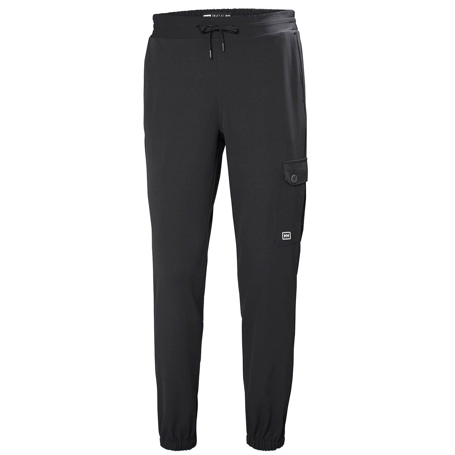 Helly Hansen W Campfire Pants Womens Hiking Pant Black XL