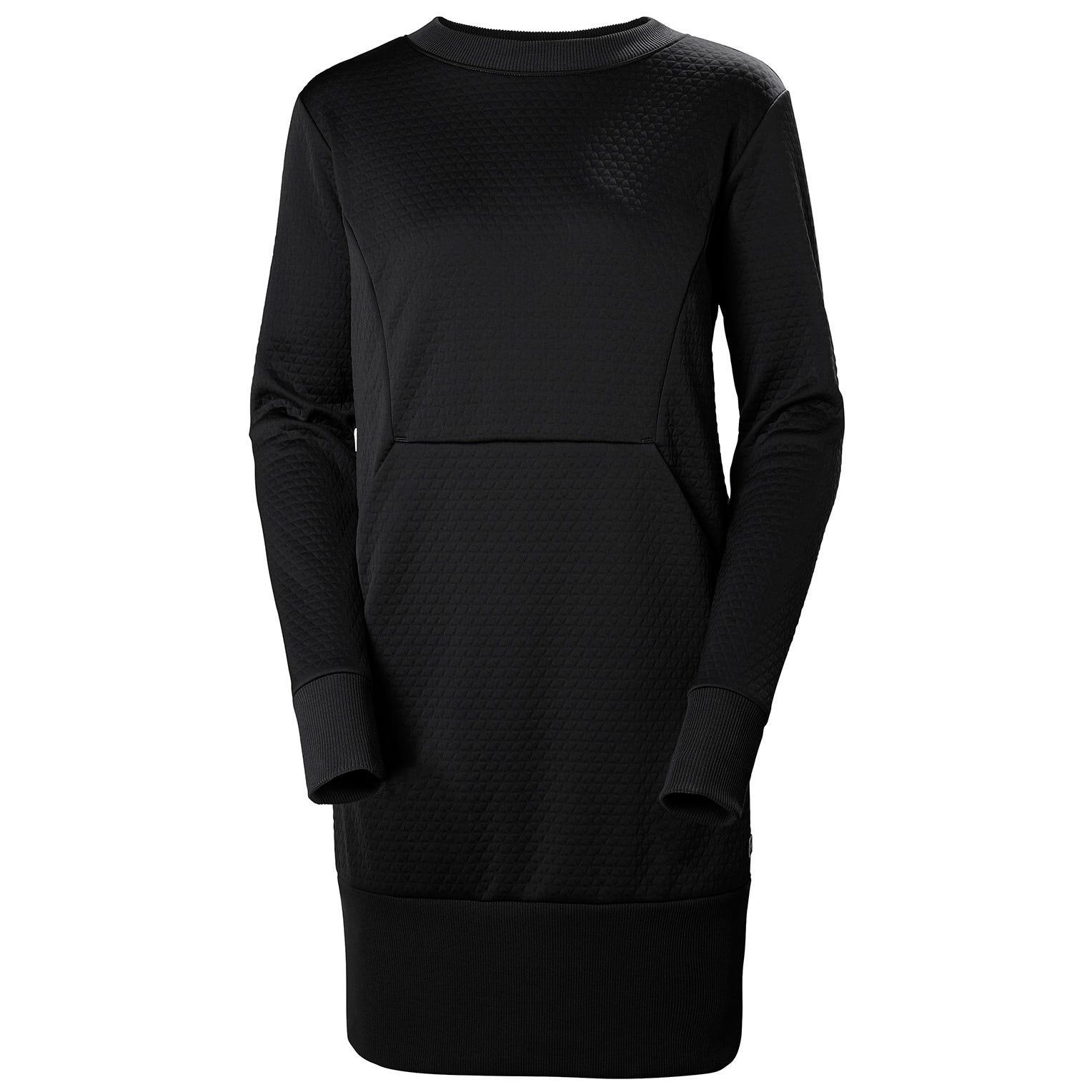 Helly Hansen W Hytte Dress Womens Black M