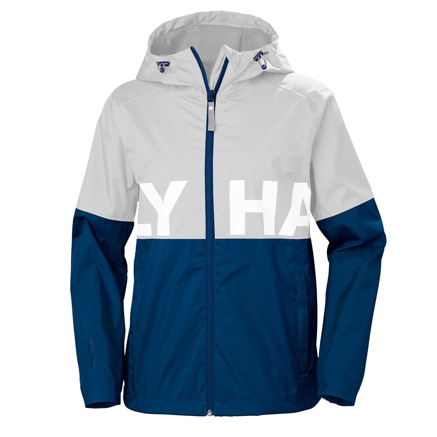 Helly Hansen W Amuze Jacket Womens Rain Grey M