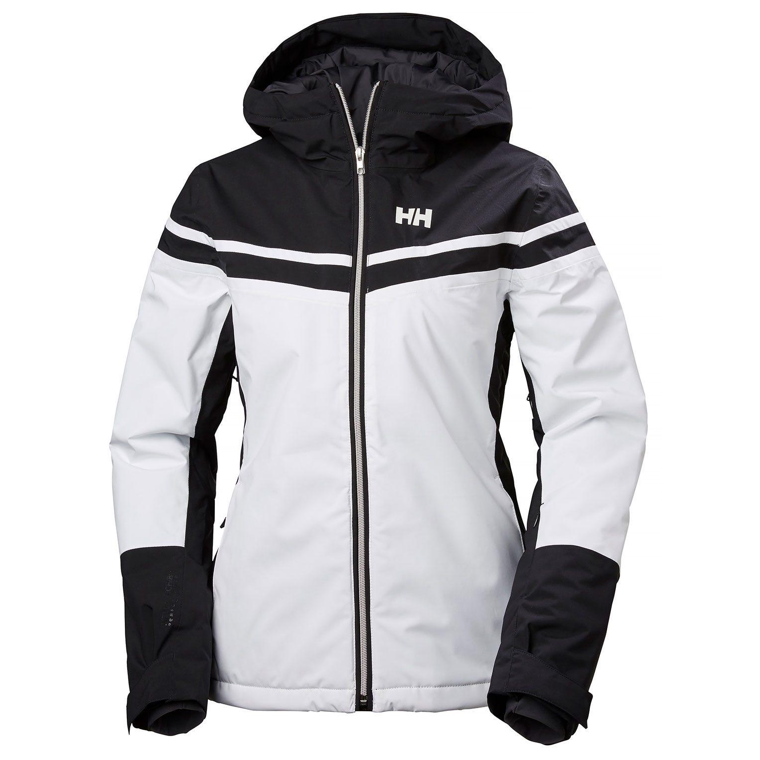 Helly Hansen W Belle 20 Jacket Womens Fleece Black M
