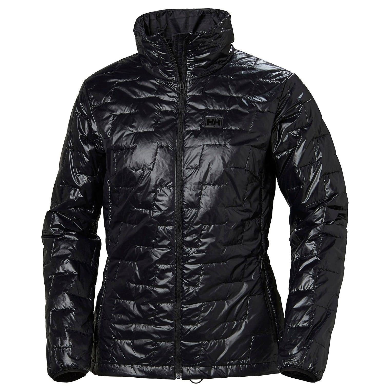Helly Hansen W Lifaloft Insulator Jacket Womens Midlayer Black S