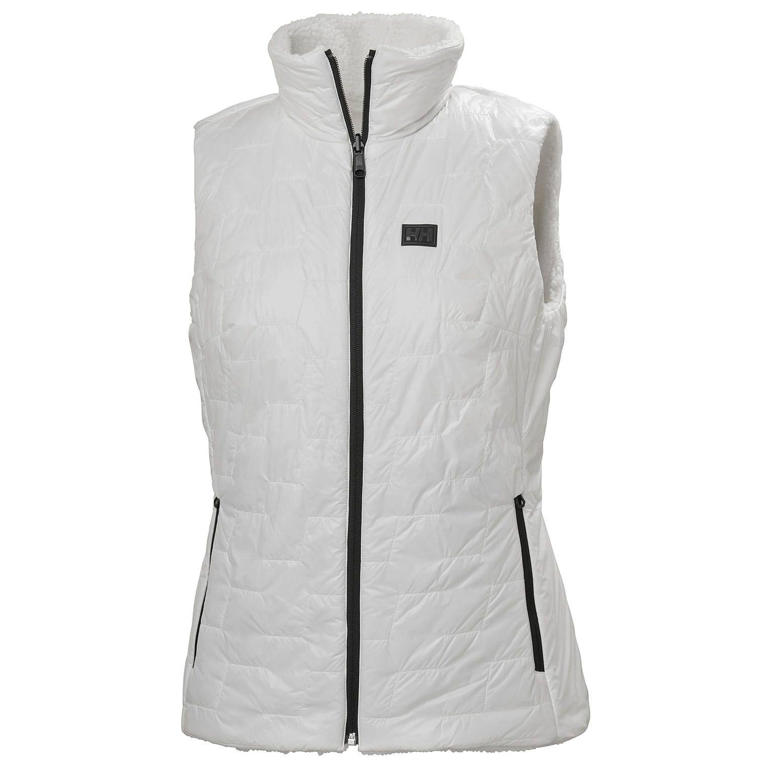 Helly Hansen W Lifaloft Propile Vest Womens Midlayer White XL