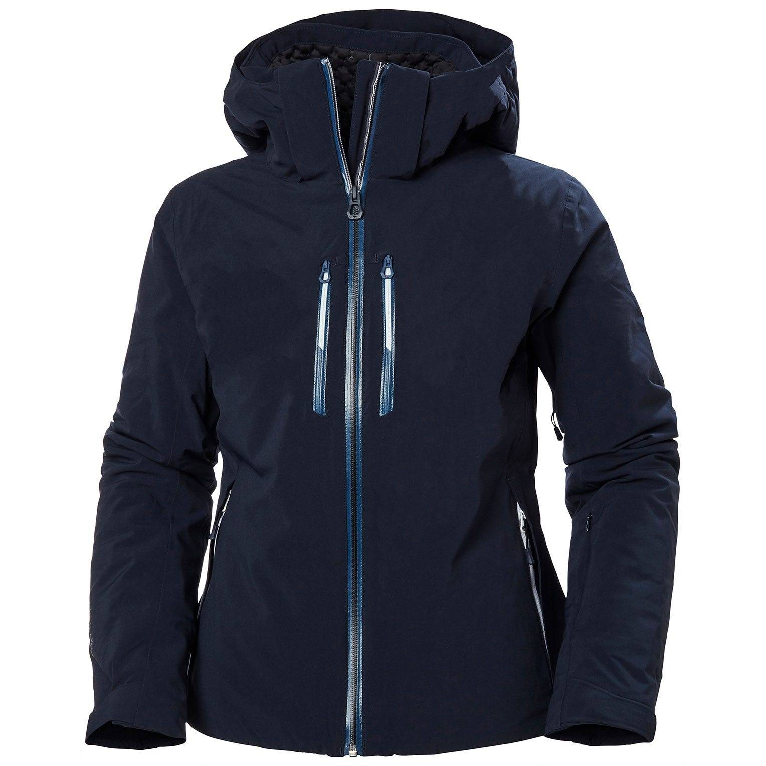 Helly Hansen W Alphelia Lifaloftjacket Womens Fleece Navy XXL