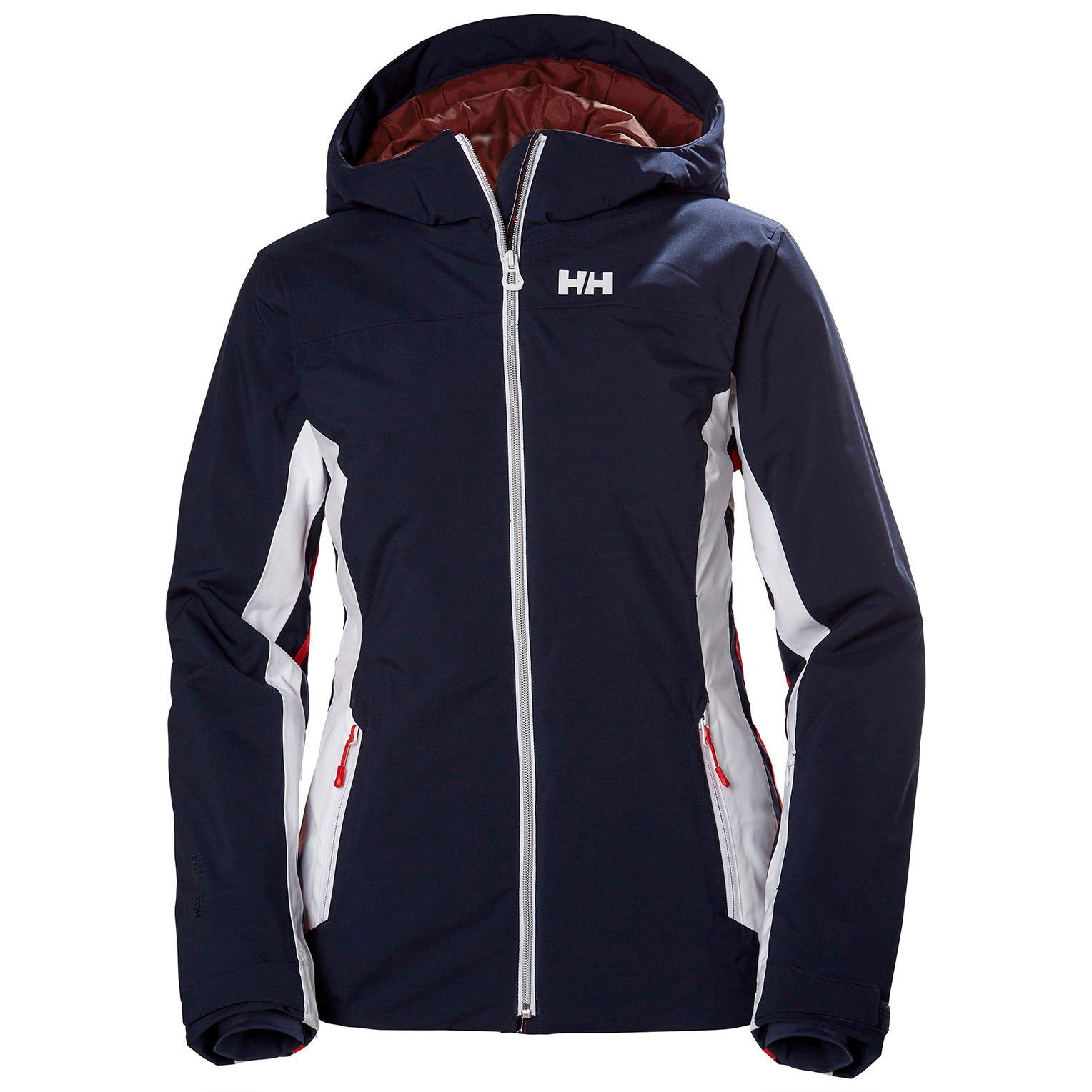 Helly Hansen W Majestic Warm Jacket Womens Fleece Navy M