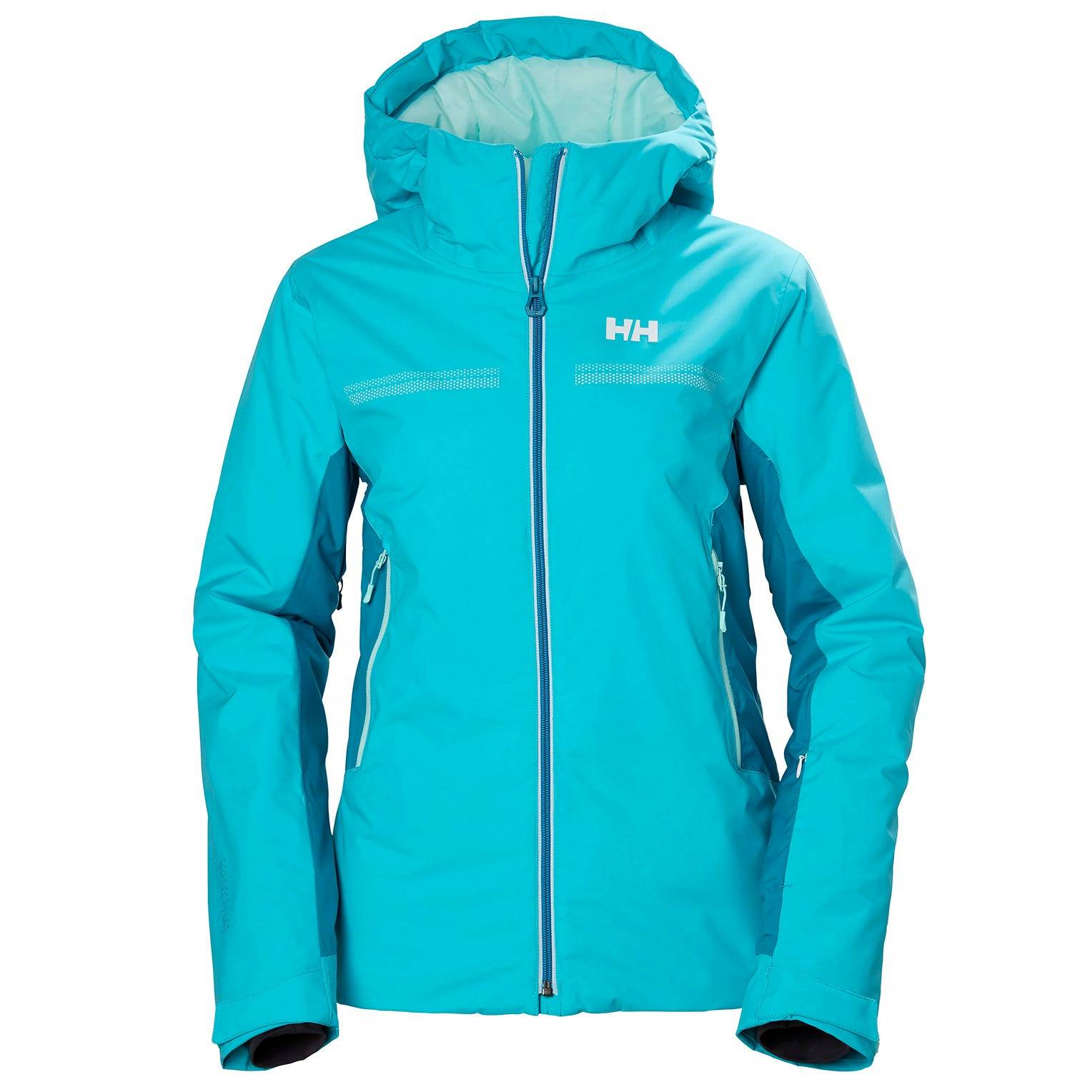 Helly Hansen W Kimberley Jacket Womens Fleece Yellow L