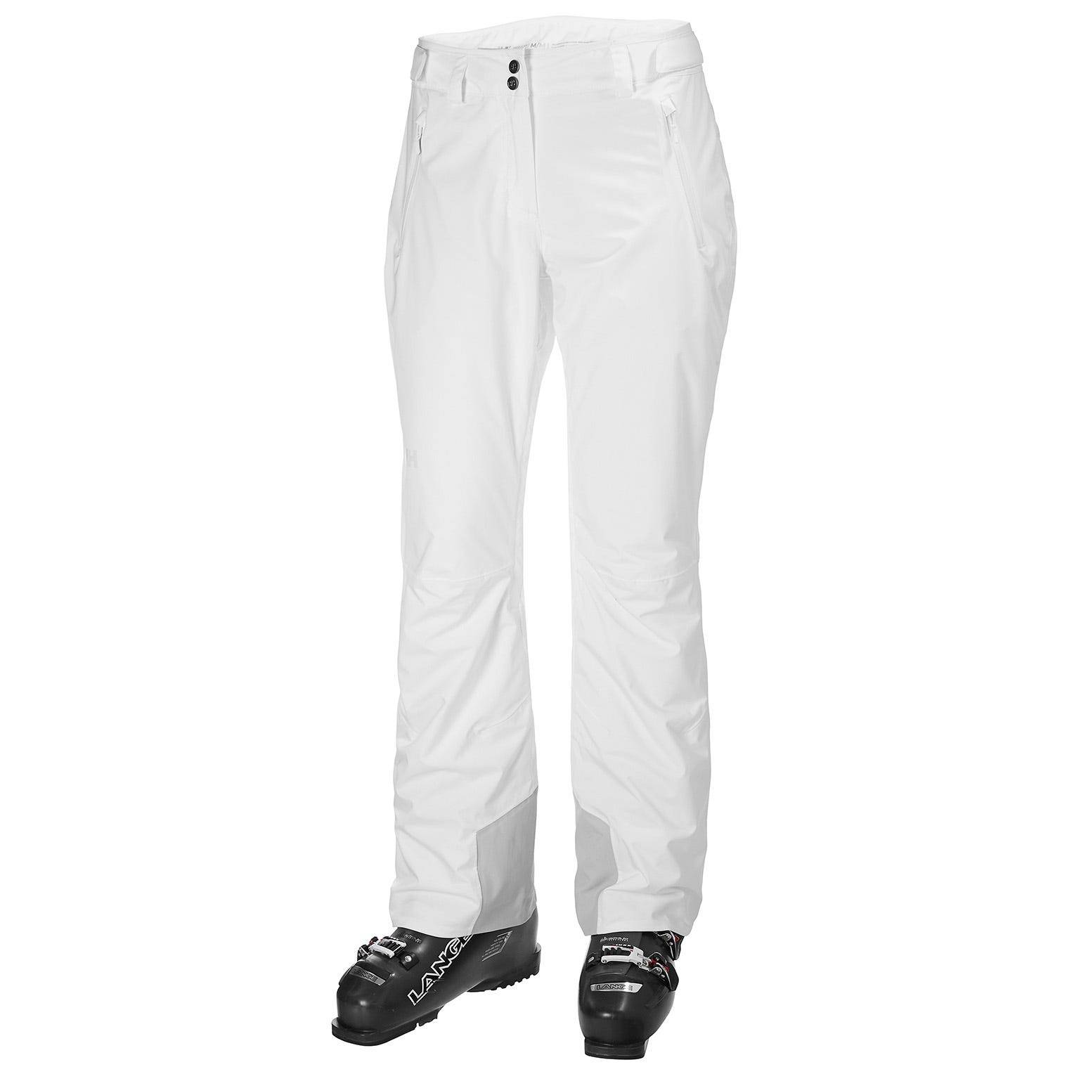 Helly Hansen W Legendary Insulated Pant Womens Ski White M
