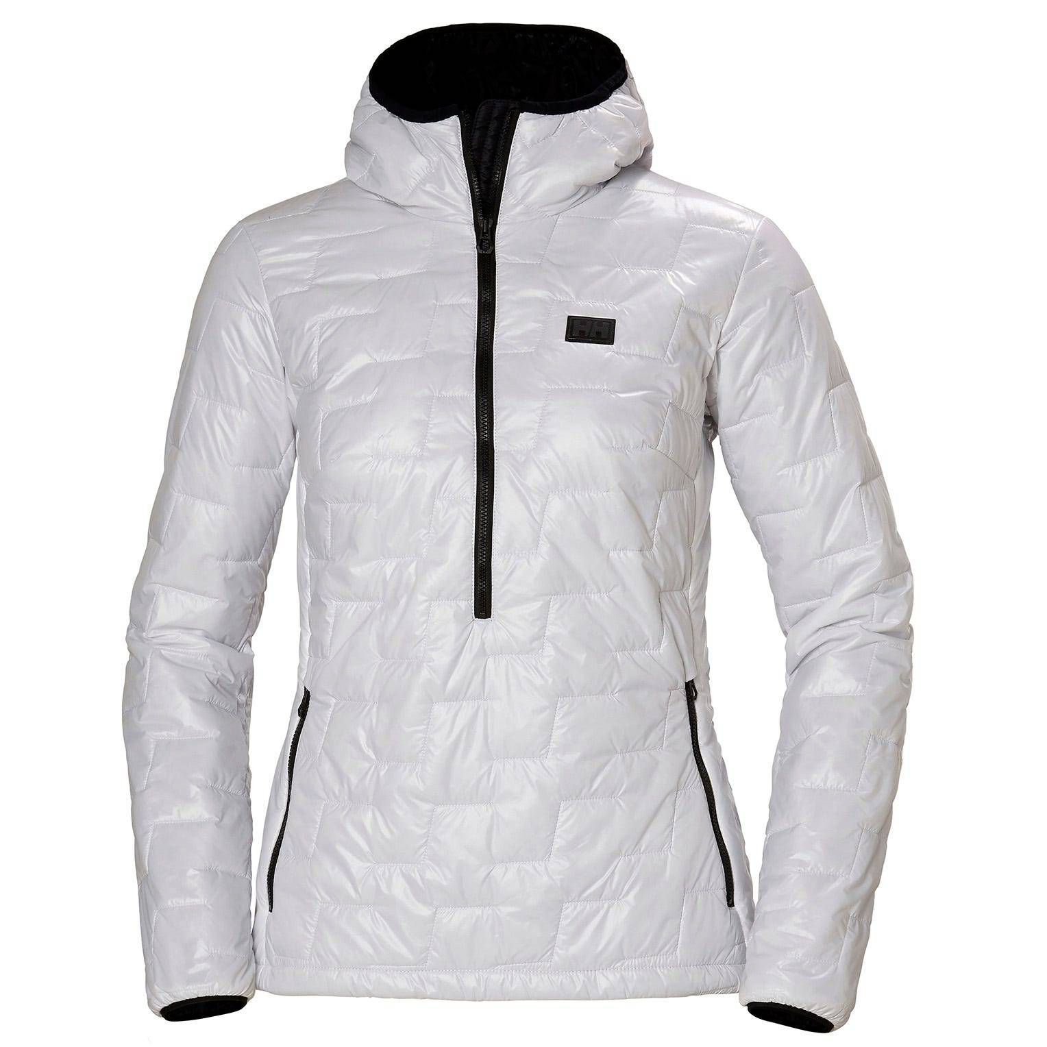 Helly Hansen W Lifaloft Insulator Pullover Womens Fleece White L