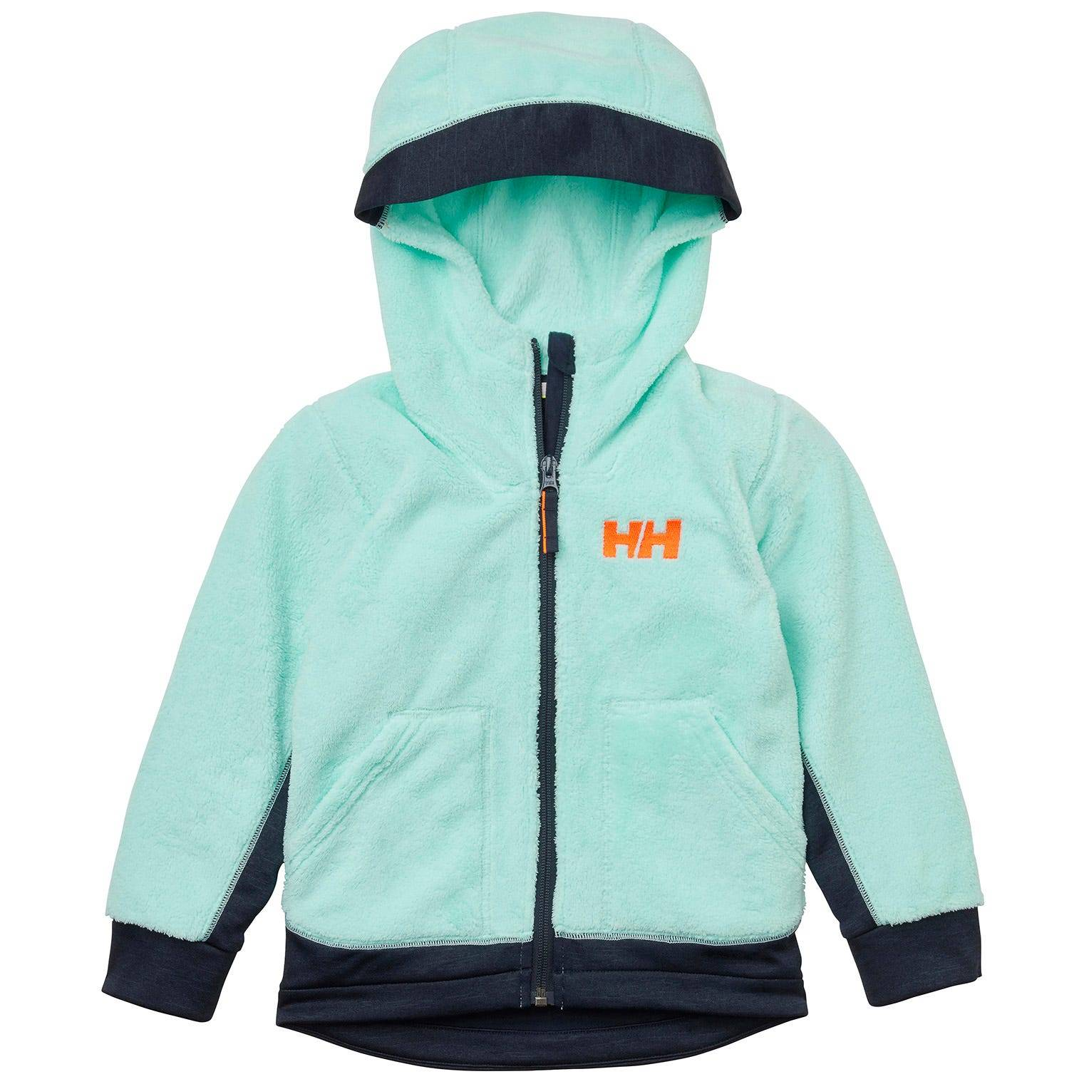 Helly Hansen Kids Chill Fz Hoodie Fleece Blue 104/4