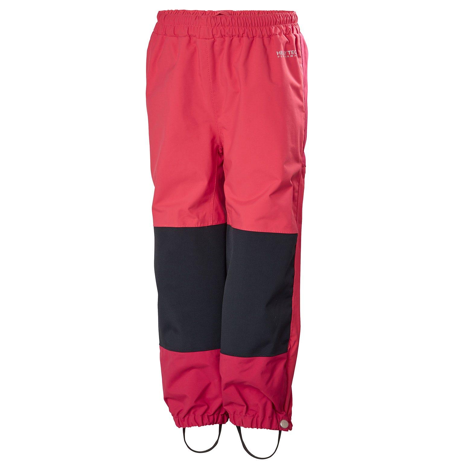 Helly Hansen Kids Shelter Rain Pant Pink 98/3