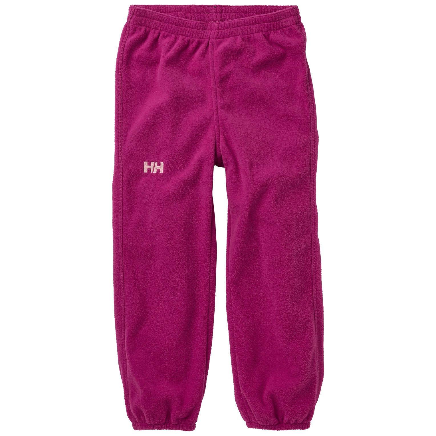 Helly Hansen Kids Daybreaker Fleece Pant Yellow 92/2