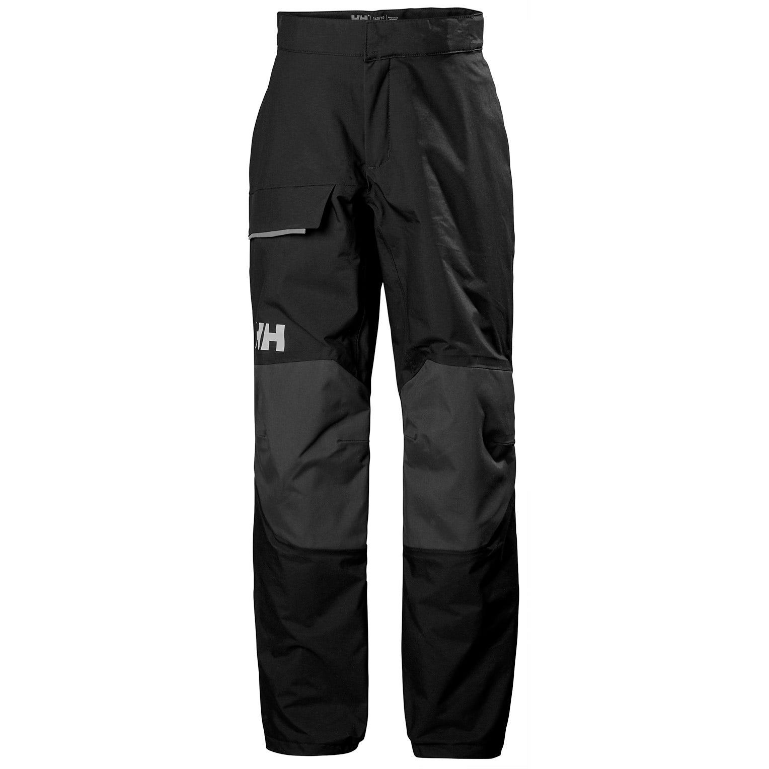 Helly Hansen Junior Border Pant Kids Black 128/8