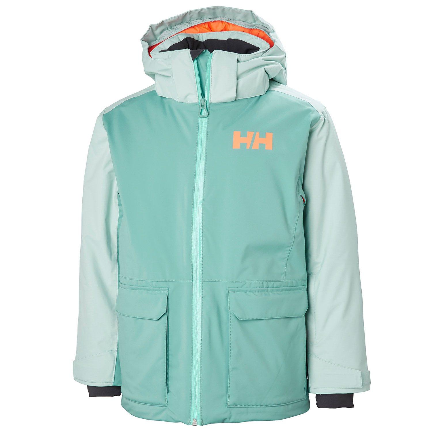 Helly Hansen Junior Skyhigh Jacket Kids Blue 152/12