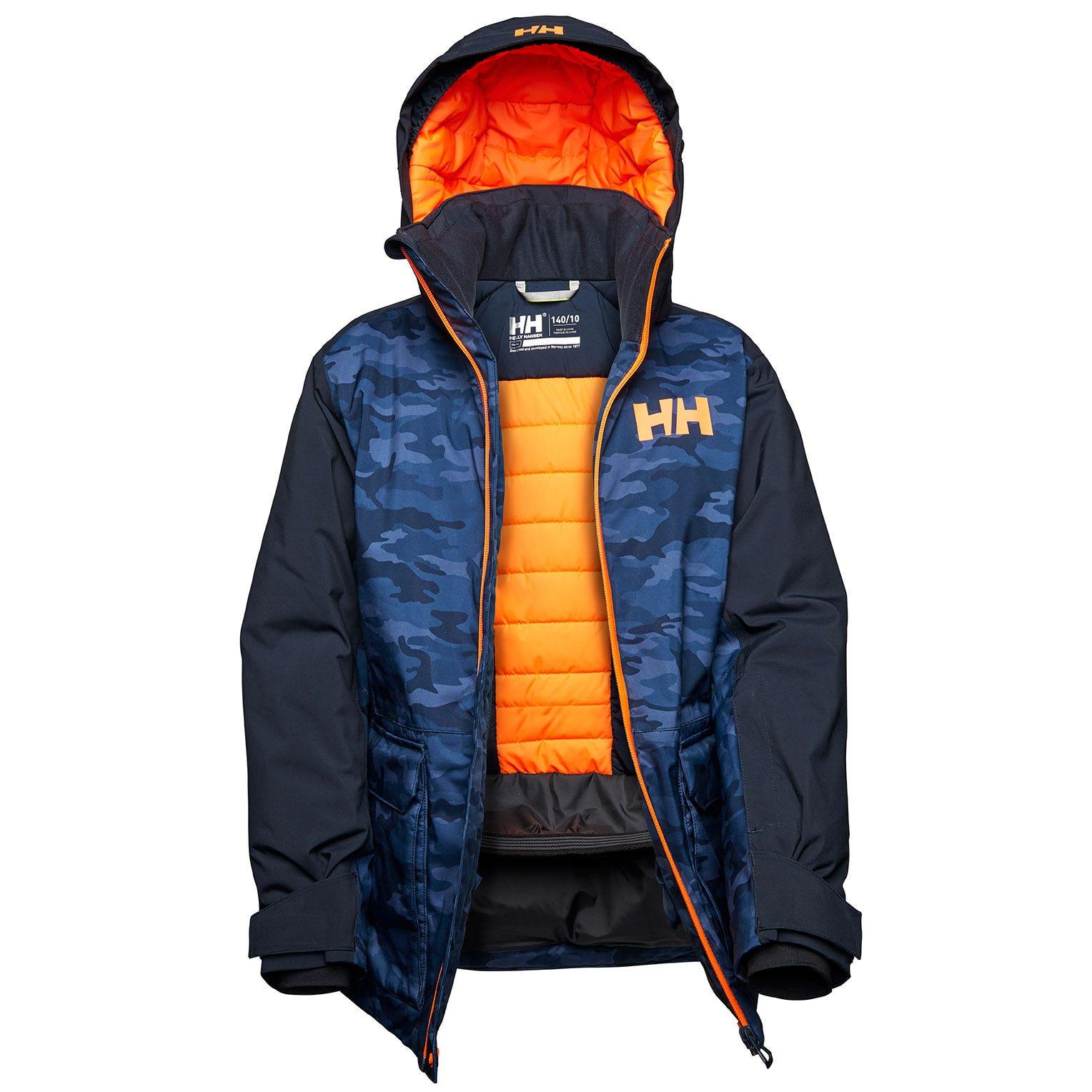 Helly Hansen Junior Skyhigh Jacket Kids Navy 164/14