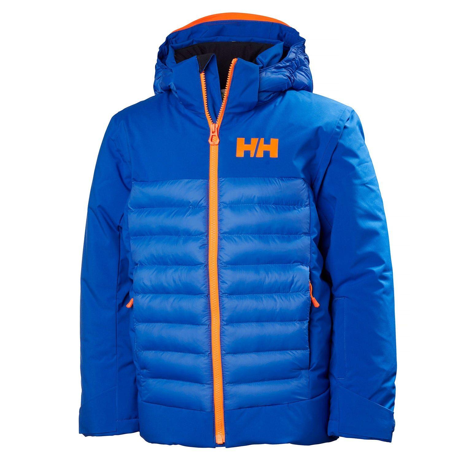 Helly Hansen Junior Summit Jacket Kids Blue 140/10