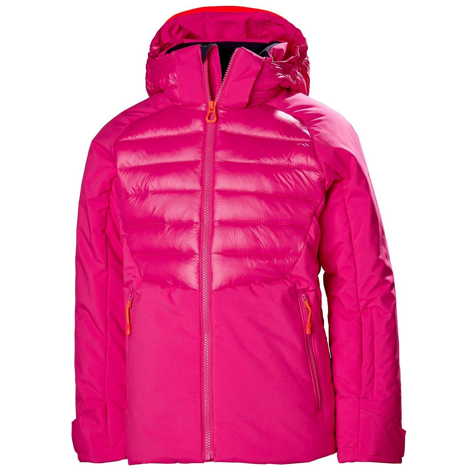 Helly Hansen Junior Snowstar Jacket Kids Pink 128/8