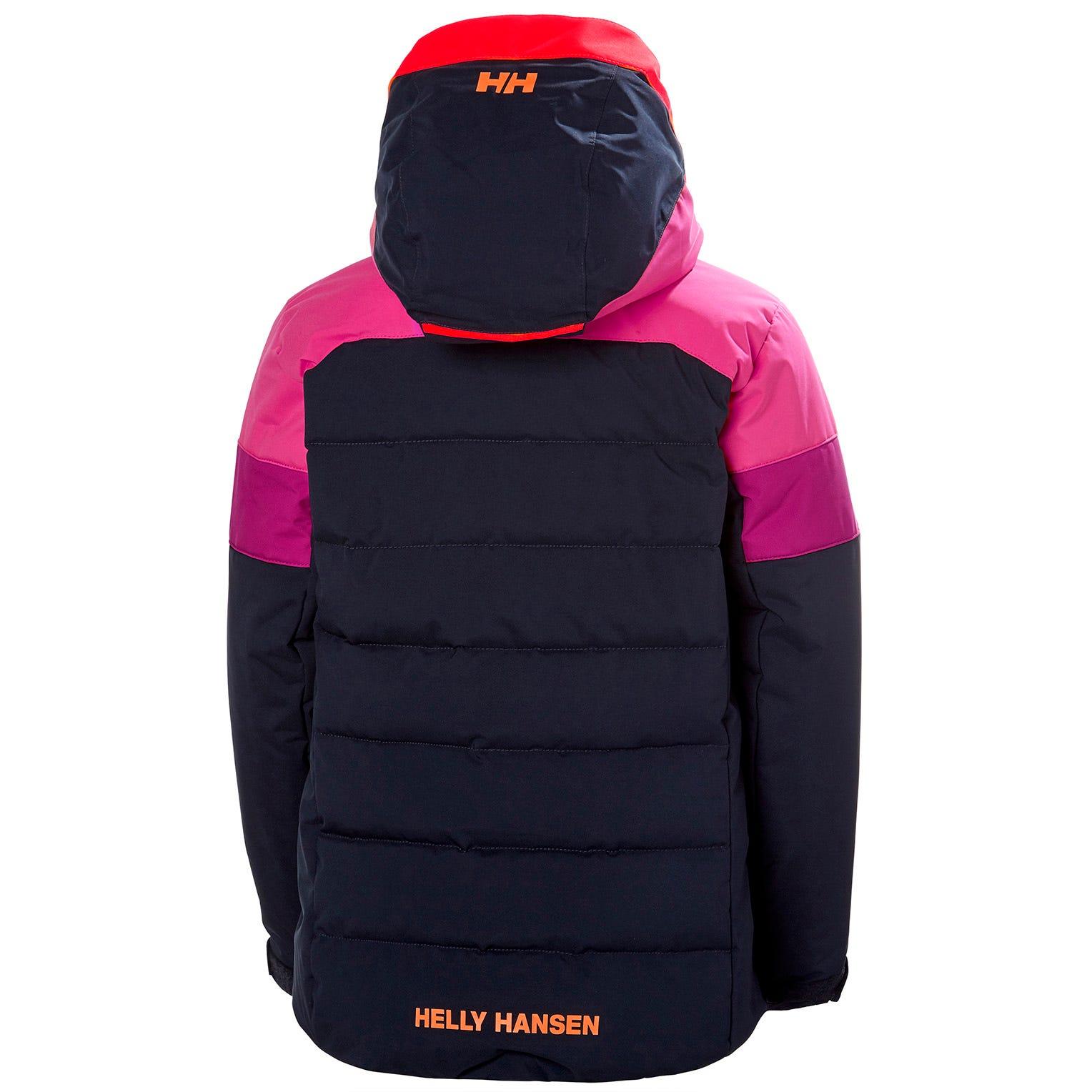 Helly Hansen Junior Diamond Jacket Kids Navy 140/10
