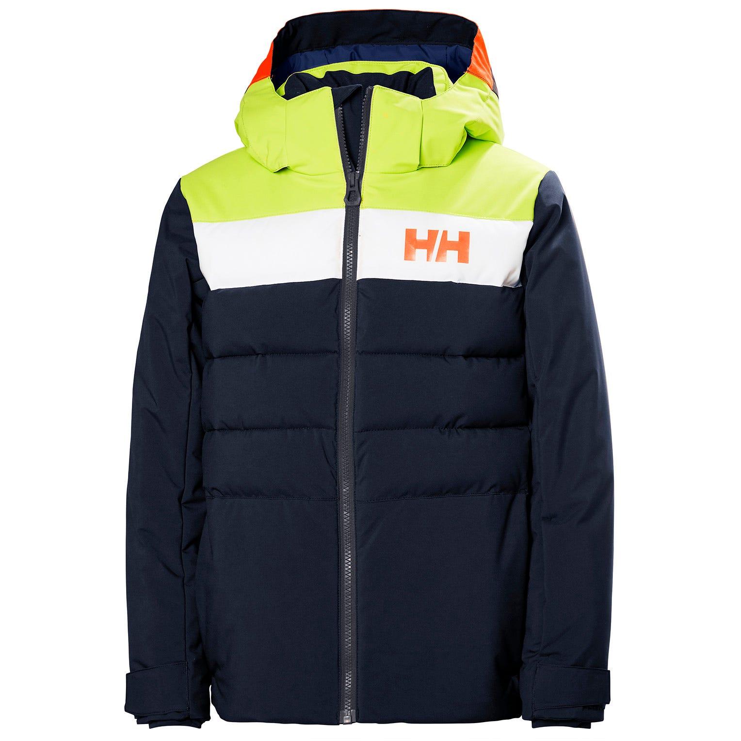 Helly Hansen Junior Cyclone Jacket Kids Navy 176/16