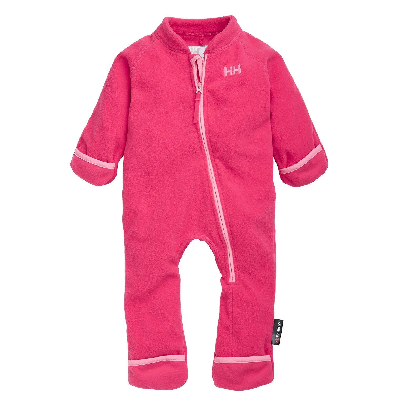 Helly Hansen Baby Legacy Fleece Suit Kids Pink 74/9M