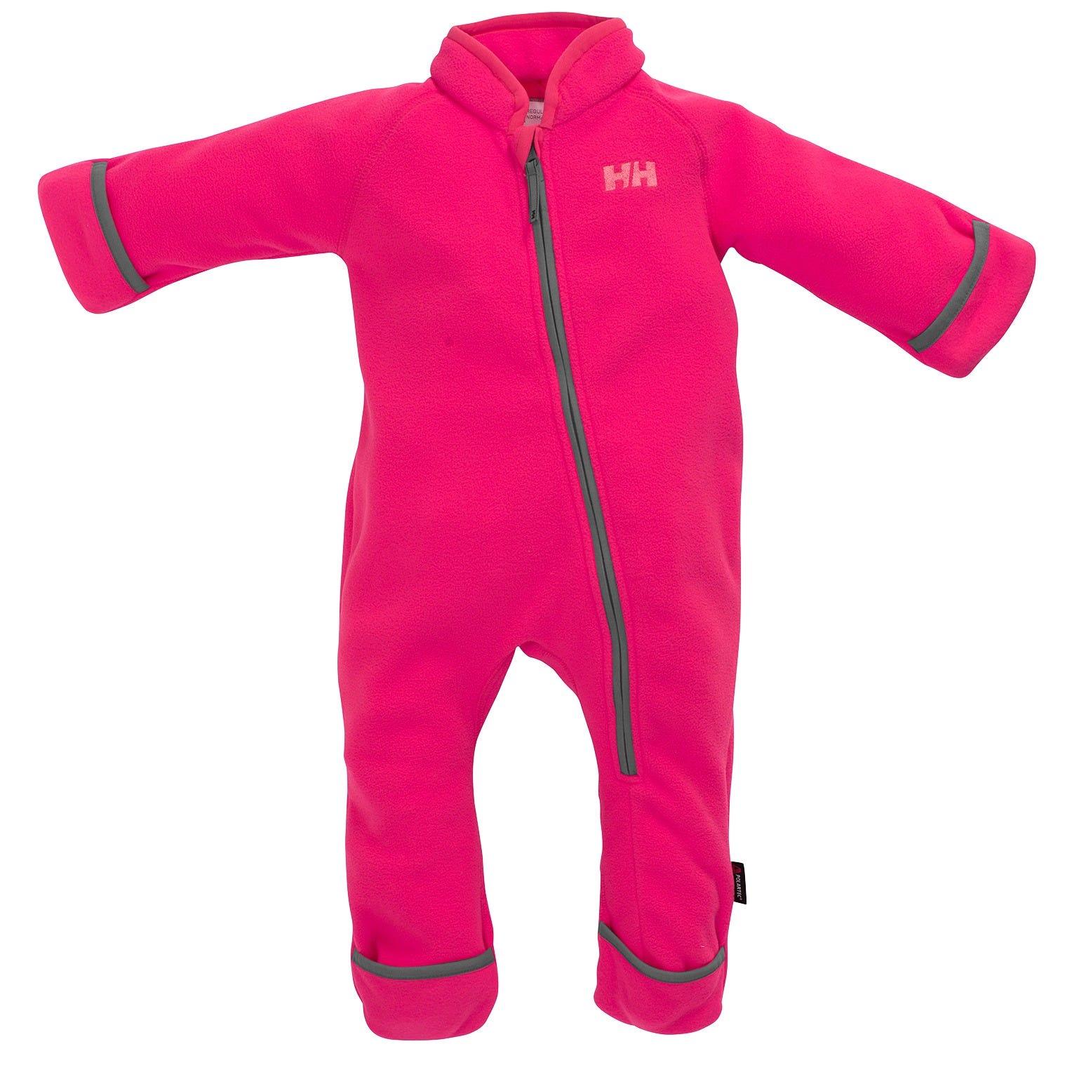 Helly Hansen Baby Legacy Fleece Suit Kids Purple 74/9M