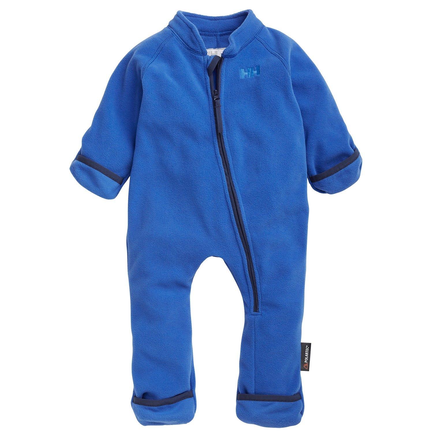 Helly Hansen Baby Legacy Fleece Suit Kids Blue 74/9M
