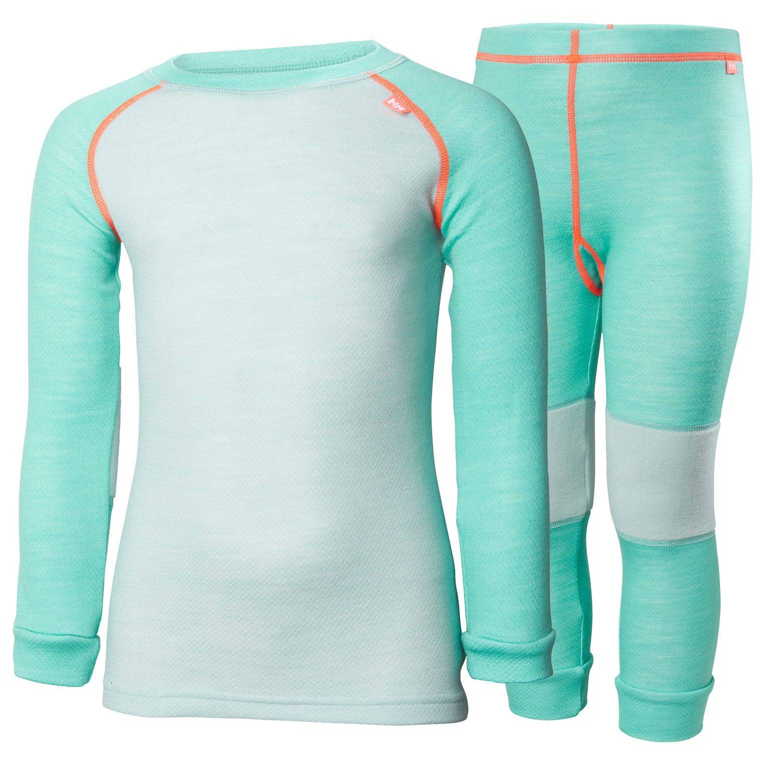 Helly Hansen Kids Lifa Merino Set Baselayer Blue 110/5