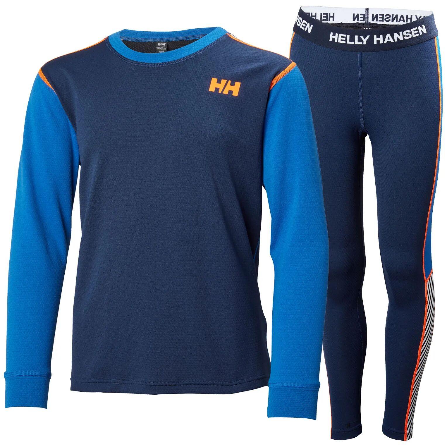 Helly Hansen Junior Lifa Active Set Kids Baselayer Navy 176/16