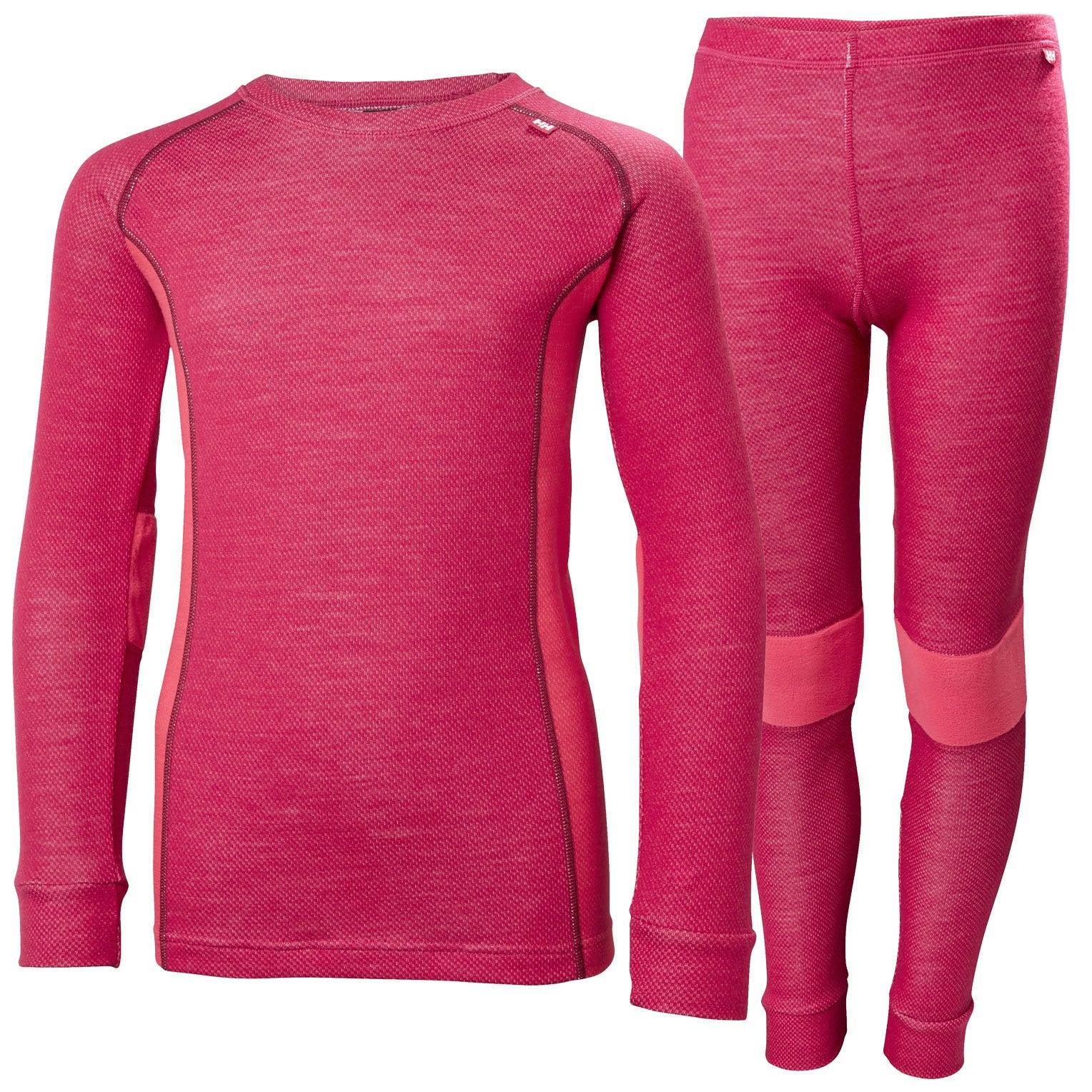 Helly Hansen Junior Lifa Merino Set Kids Baselayer Pink 164/14