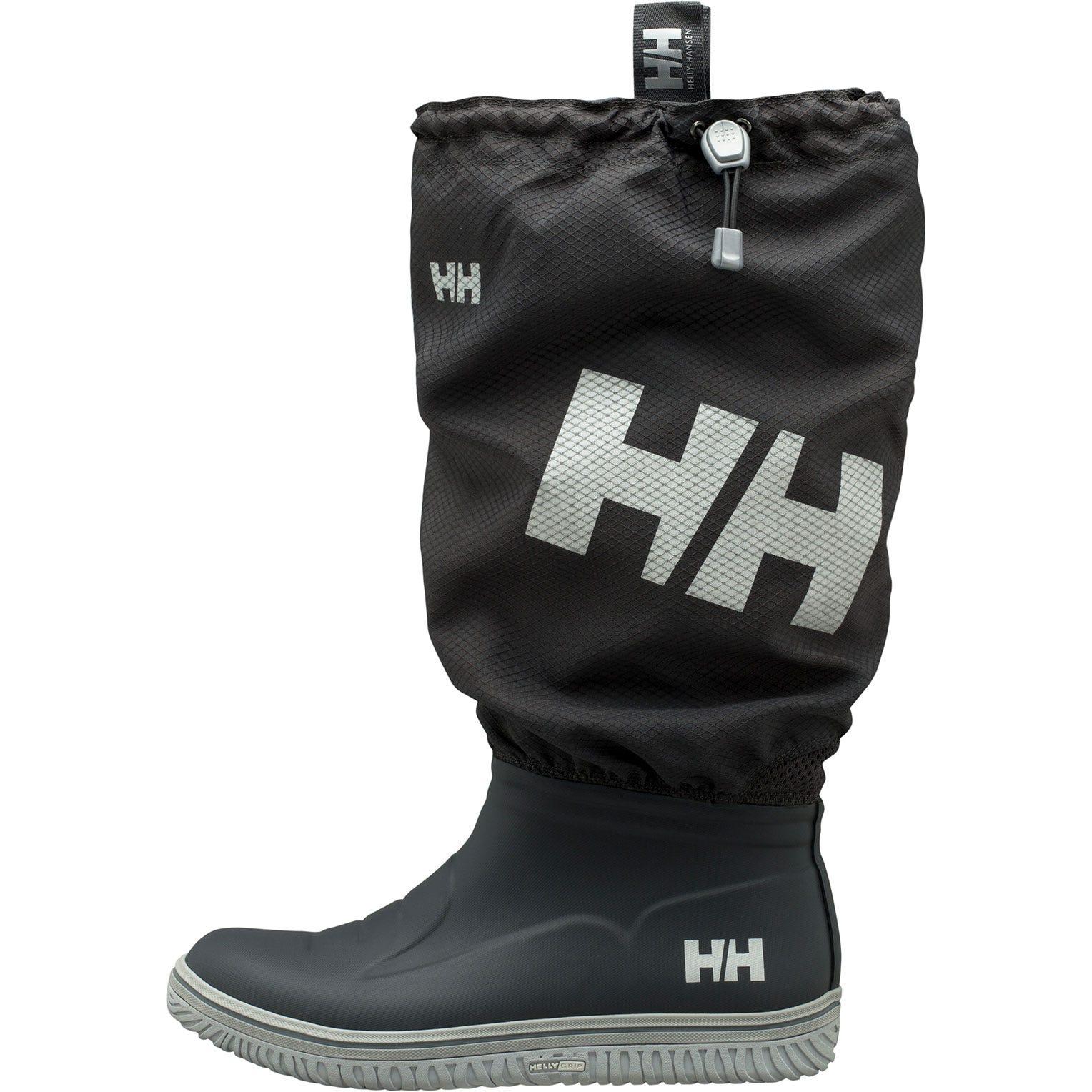 Helly Hansen Aegir Gaitor 2 Mens Sailing Shoe Black 45/11