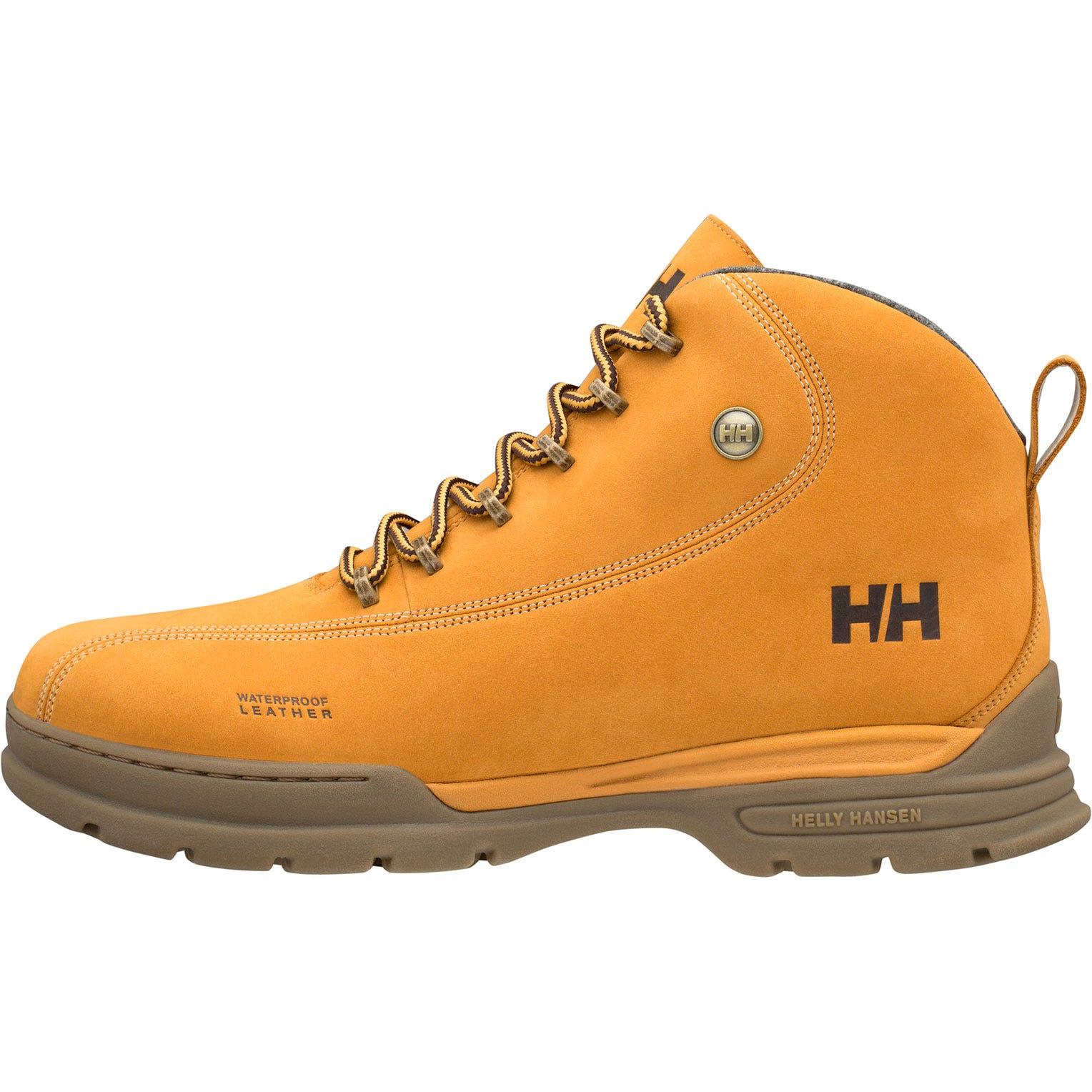 Helly Hansen Skardi Insulated Mens Winter Boot Brown 40.5/7.5