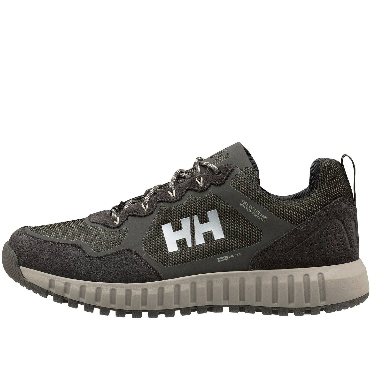Helly Hansen Monashee Ullr Low Ht Hiking Boot Green 45/11