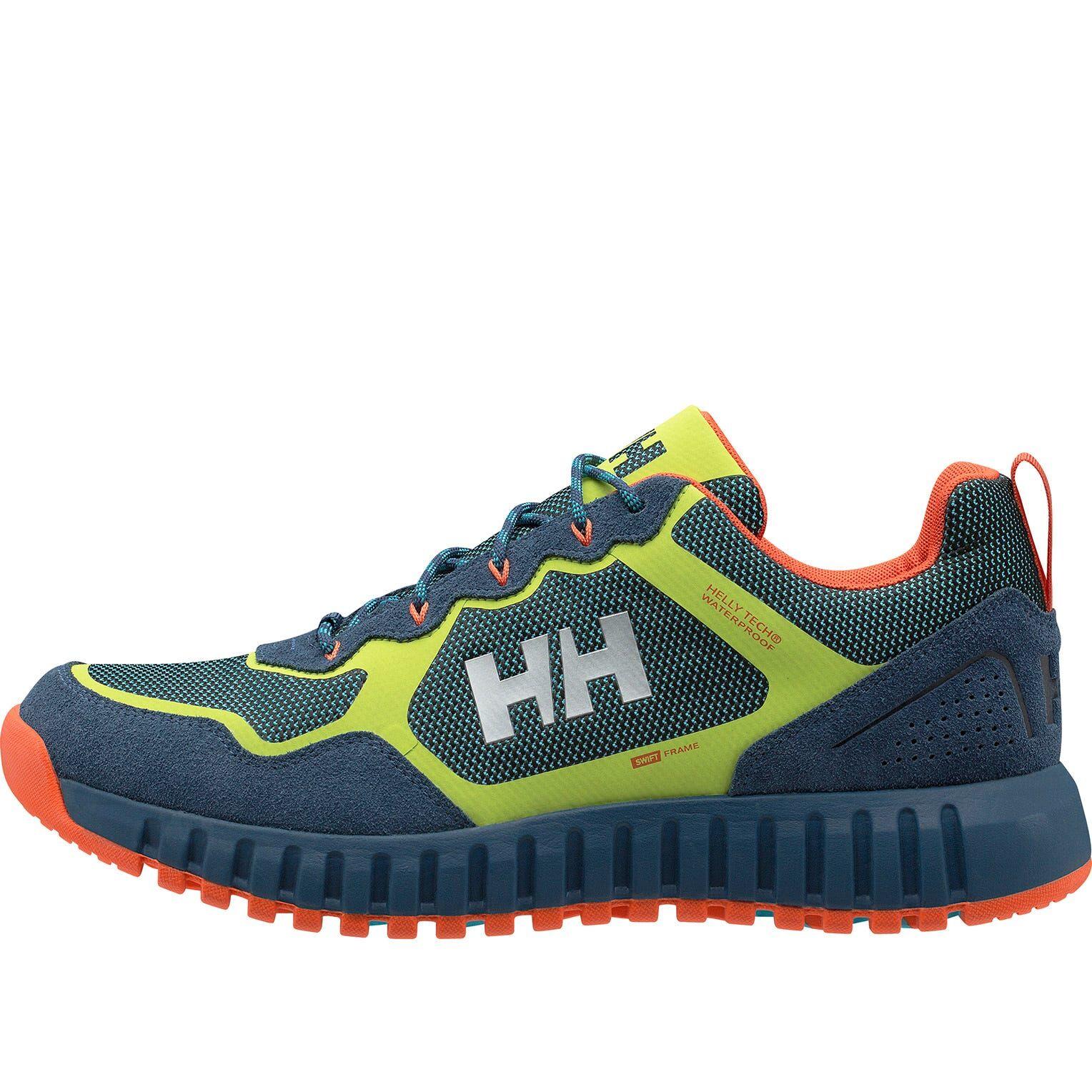 Helly Hansen Monashee Ullr Low Ht Mens Hiking Boot Yellow 44.5/10.5