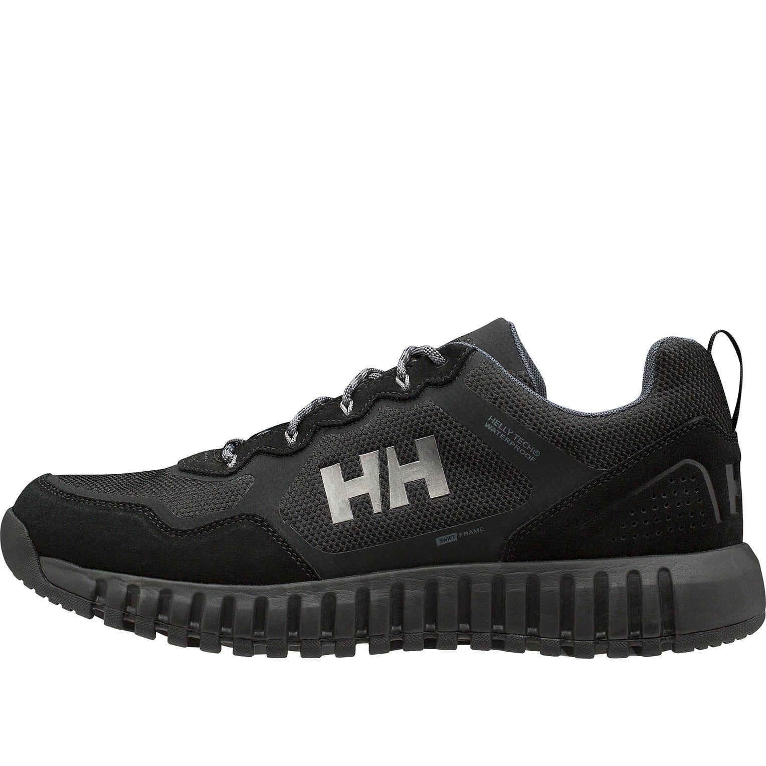 Helly Hansen Monashee Ullr Low Ht Mens Hiking Boot Black 40/7