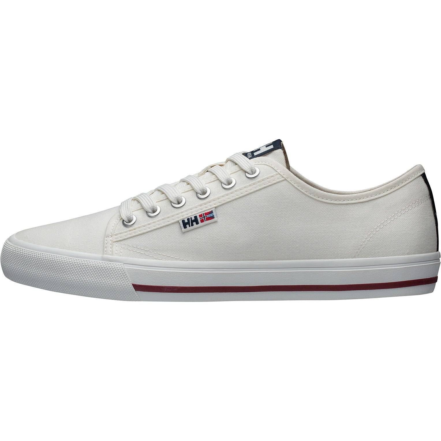 Helly Hansen Fjord Canvas Shoe V2 Mens Casual White 42.5/9