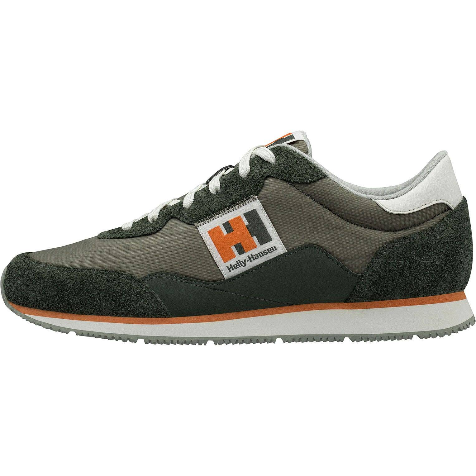 Helly Hansen Ripples Lowcut Sneaker Mens Casual Shoe Green 42.5/9
