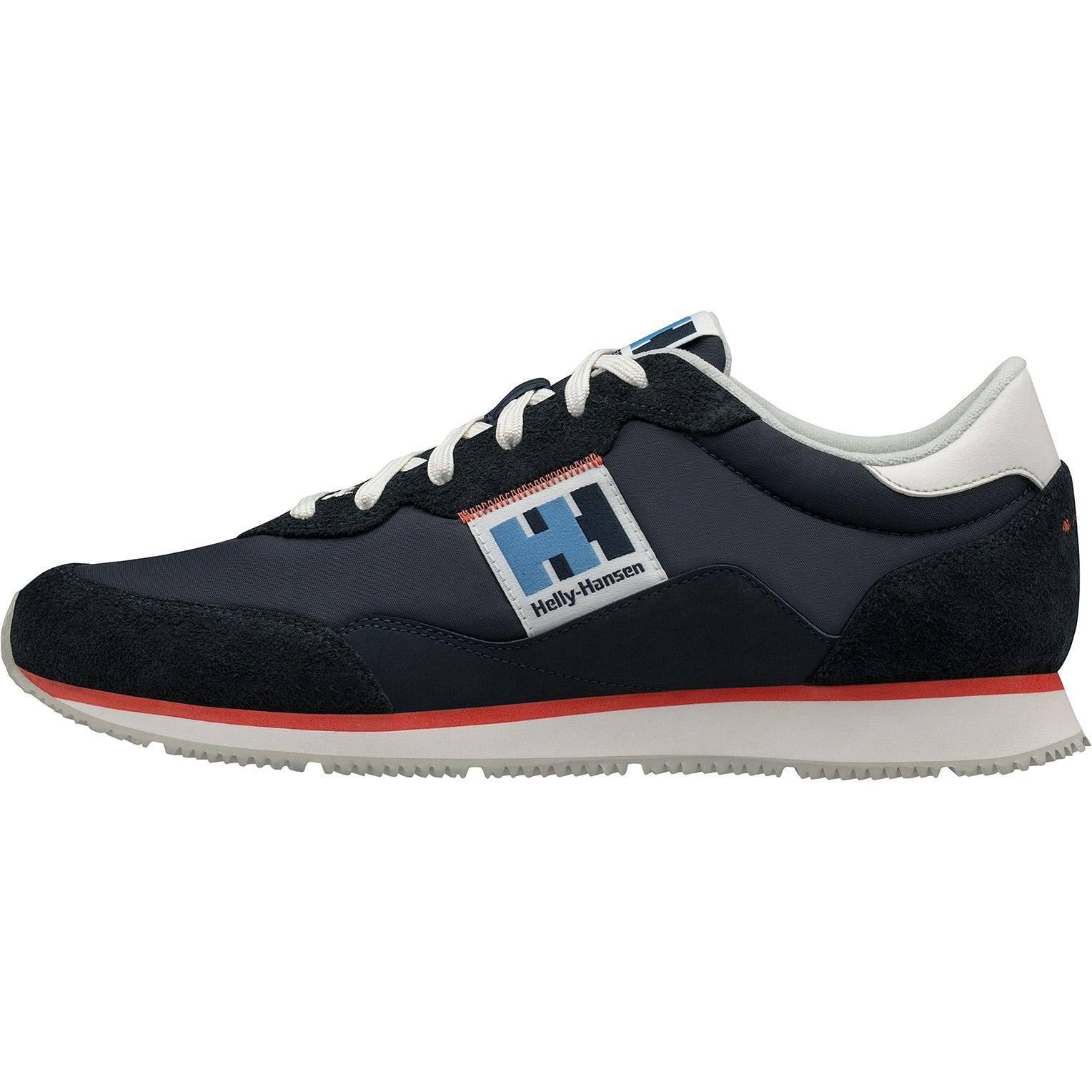 Helly Hansen Ripples Lowcut Sneaker Mens Casual Shoe Navy 43/9.5