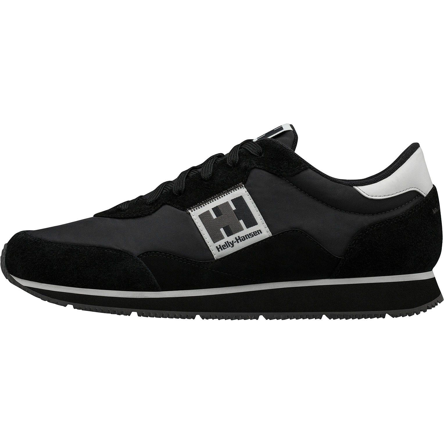 Helly Hansen Ripples Lowcut Sneaker Mens Casual Shoe Black 41/8