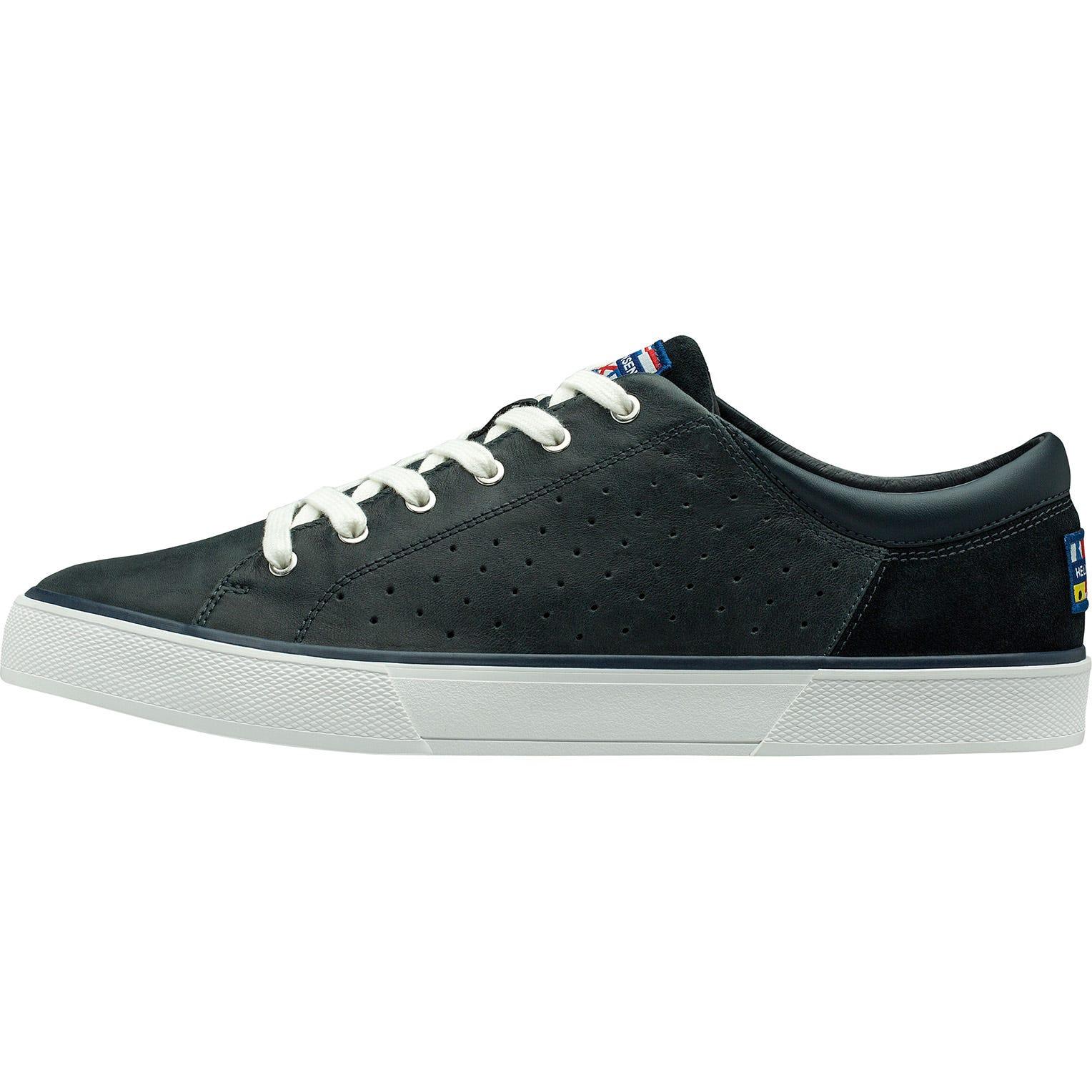 Helly Hansen Copenhagen Leather Shoe Mens Casual Navy 46.5/12