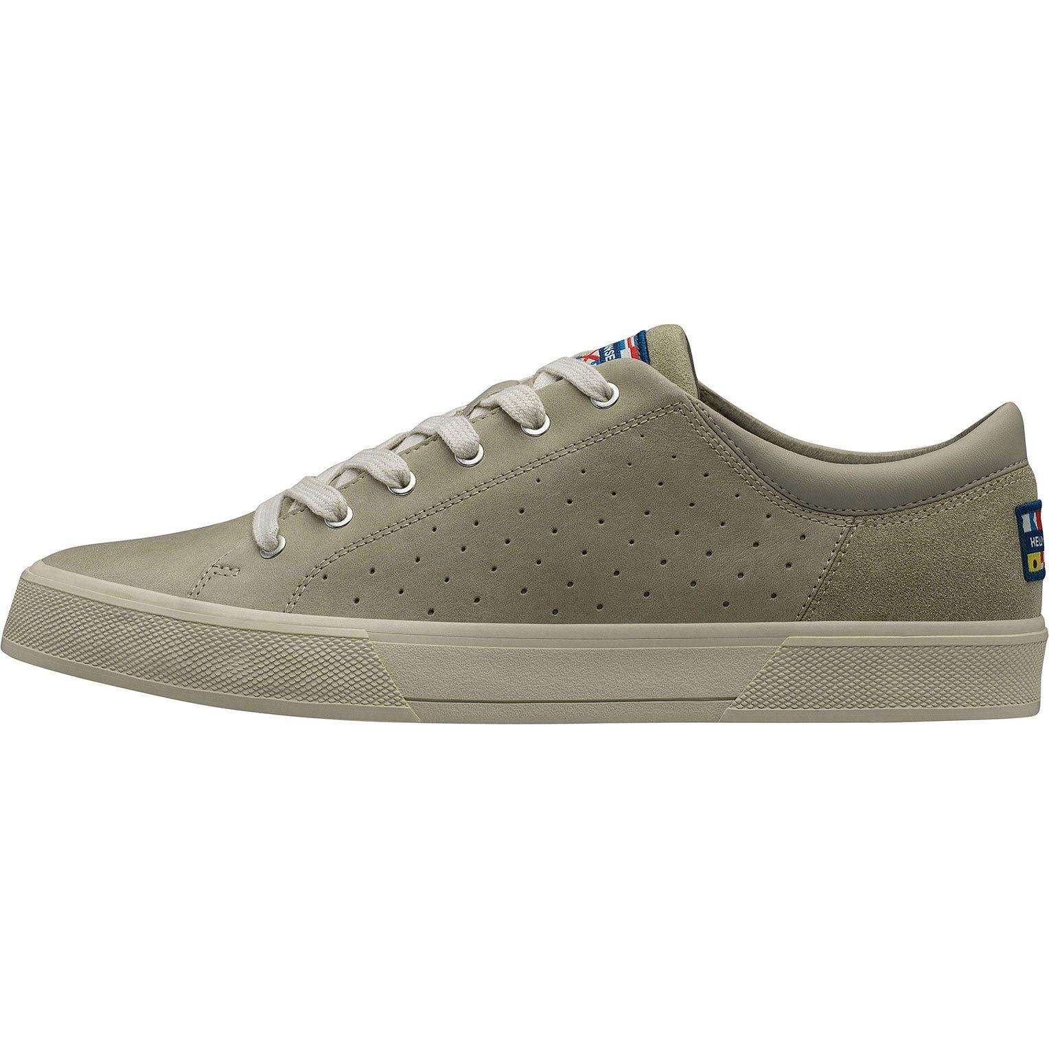 Helly Hansen Copenhagen Leather Shoe Mens Casual Grey 43/9.5