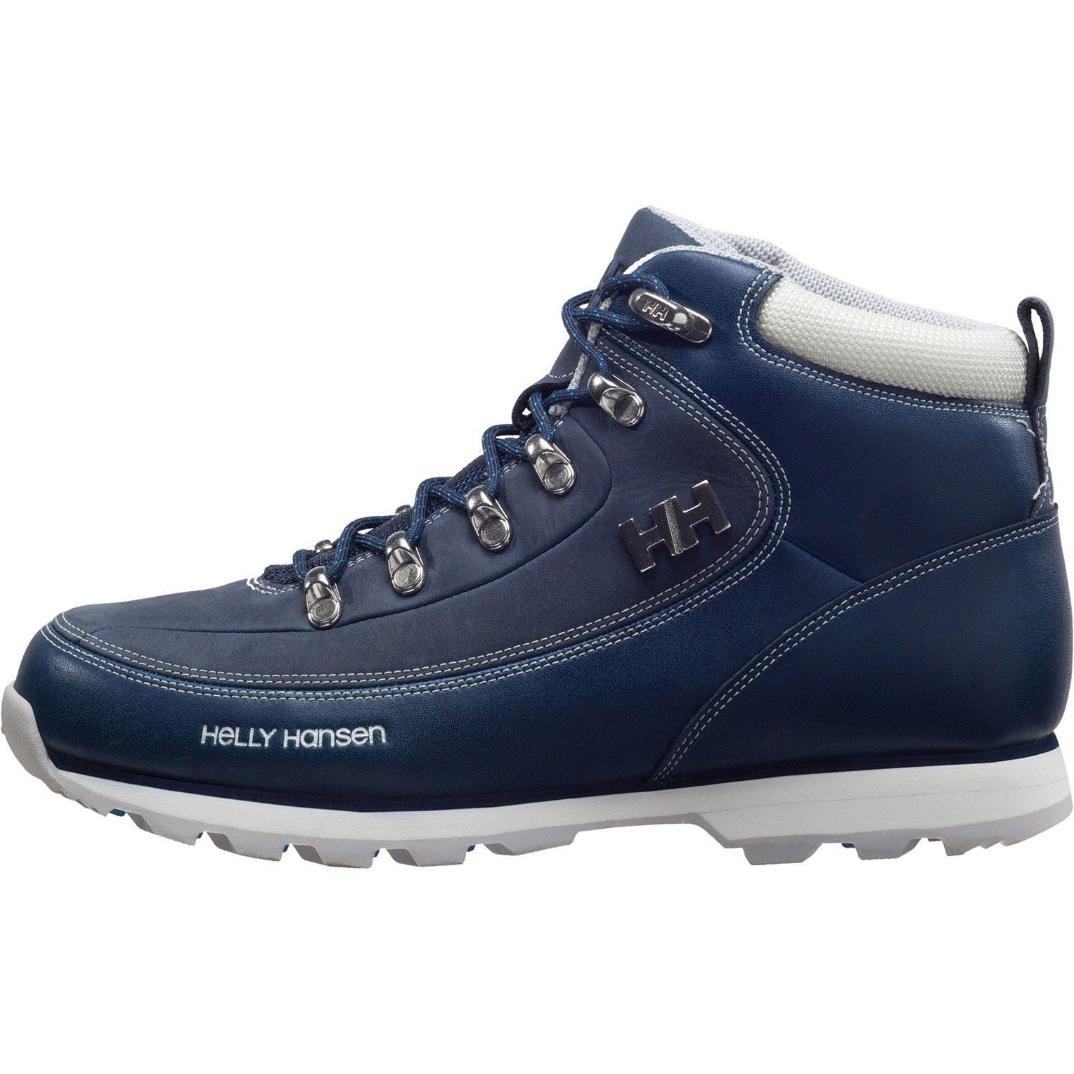 Helly Hansen W The Forester Womens Winter Boot Navy 6.5