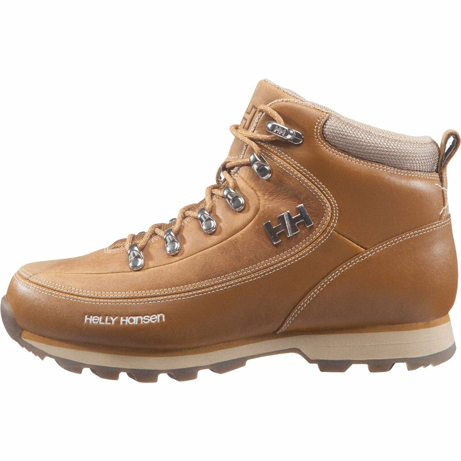 Helly Hansen W The Forester Womens Winter Boot Brown 42/10