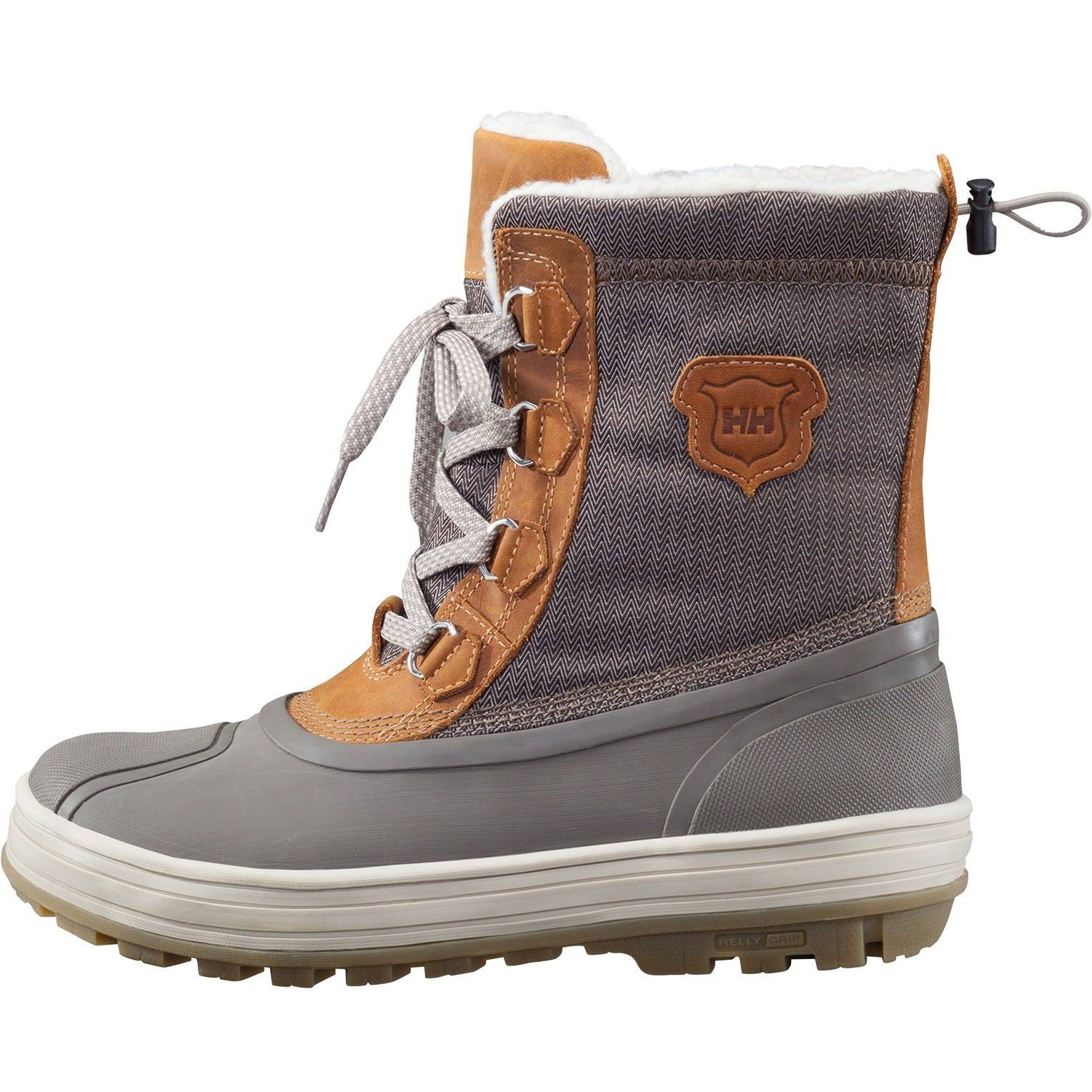 Helly Hansen W Framheim Womens Winter Boot Grey 42/10