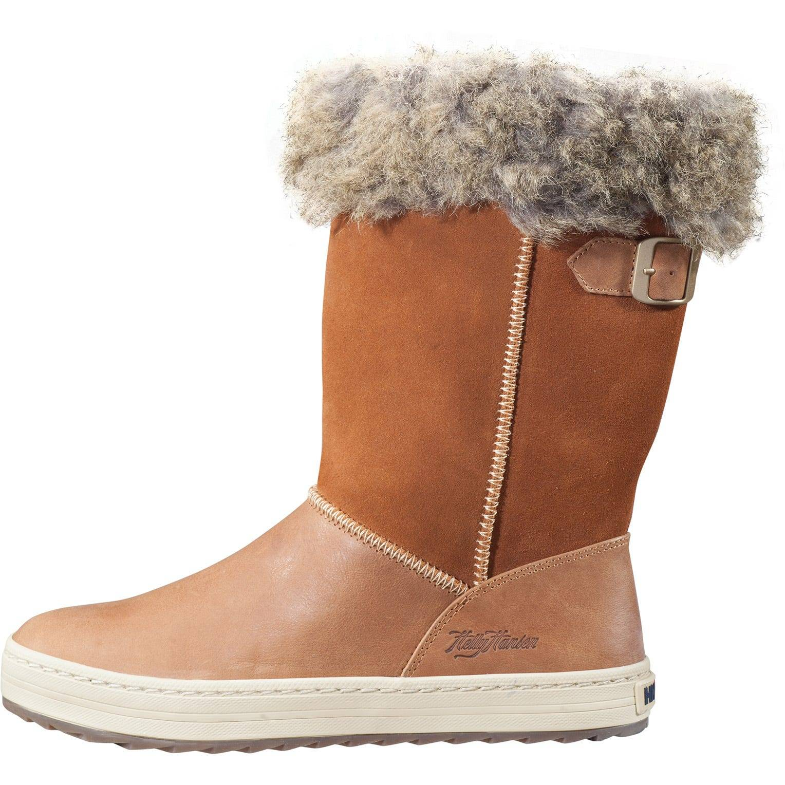 Helly Hansen W Alexandra 2 Womens Winter Boot Brown 39.3/8