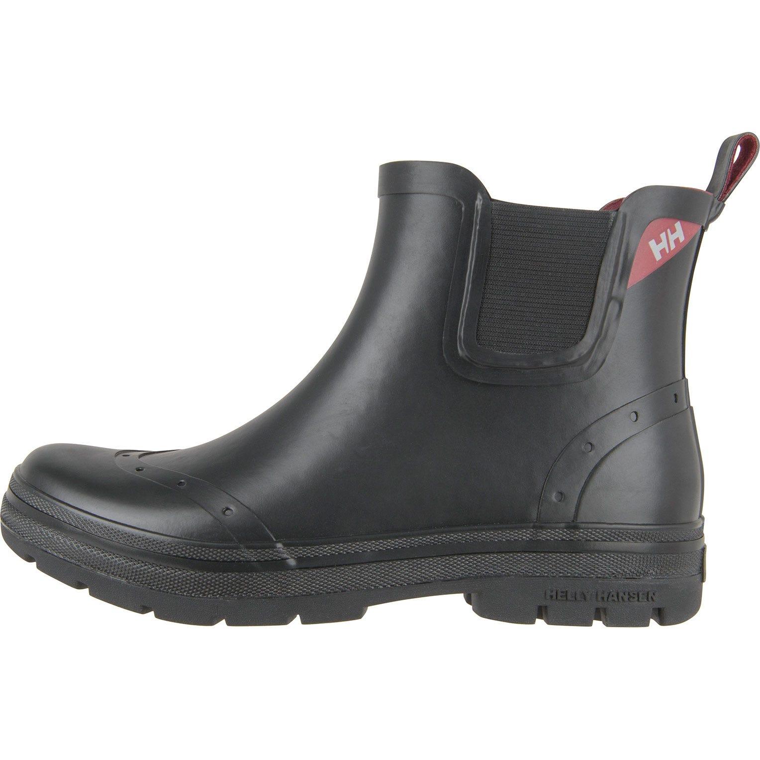 Helly Hansen W Karoline Womens Rubber Boot Black 37/6