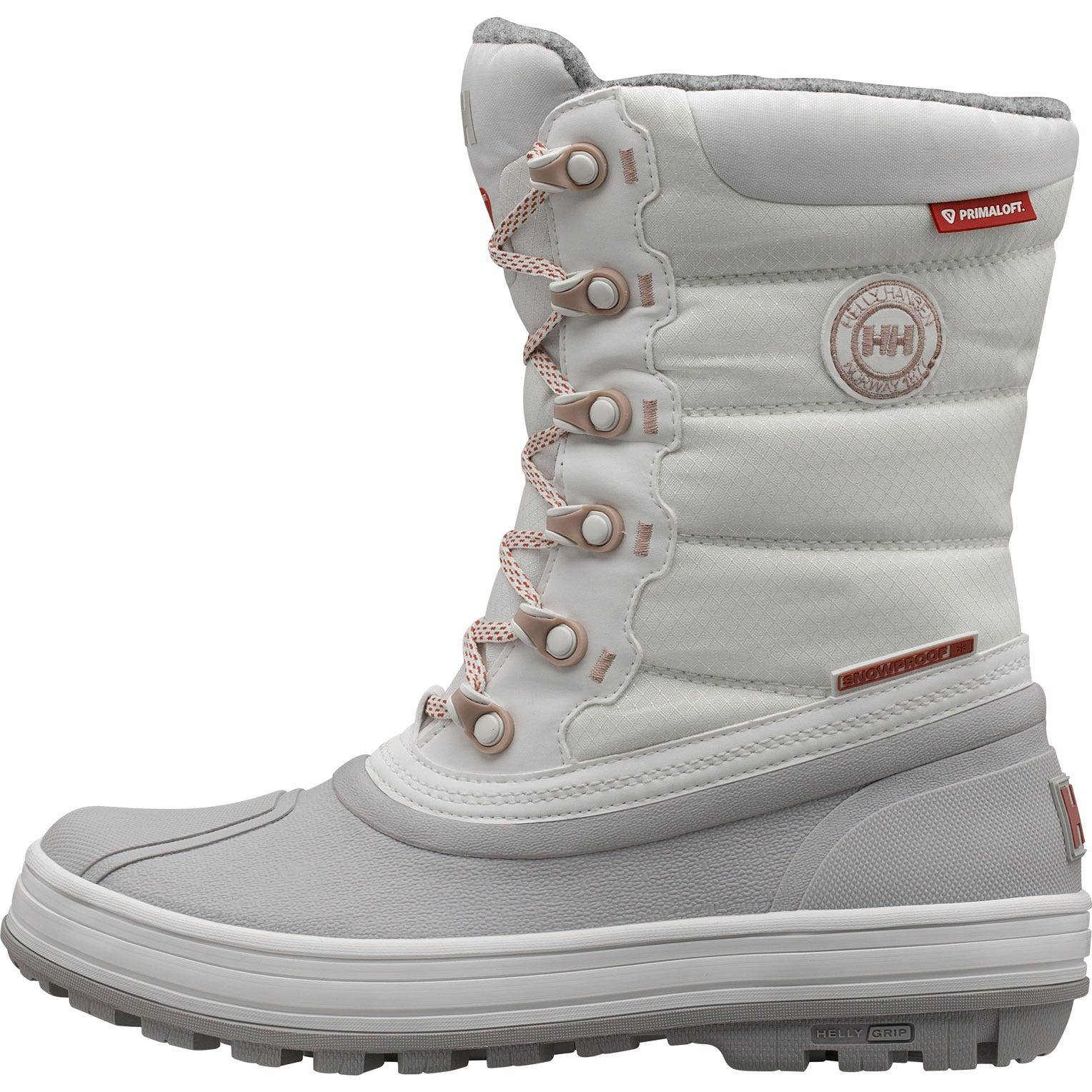 Helly Hansen W Tundra Cwb Womens Winter Boot White 40.5/9
