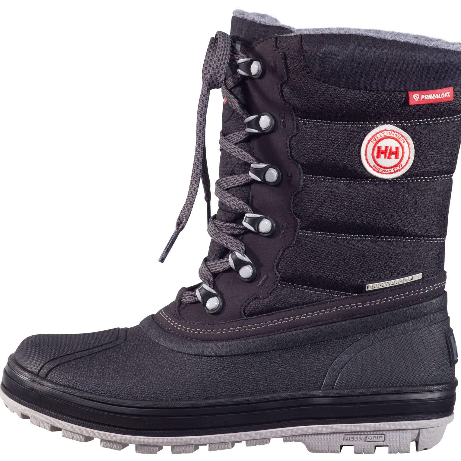 Helly Hansen W Tundra Cwb Womens Winter Boot Black 39.3/8