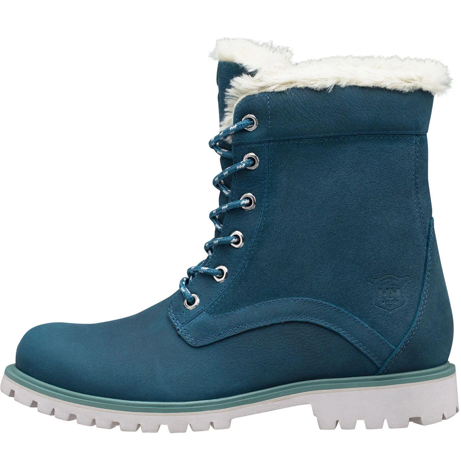 Helly Hansen W Marion Womens Winter Boot Blue 37.5/6.5